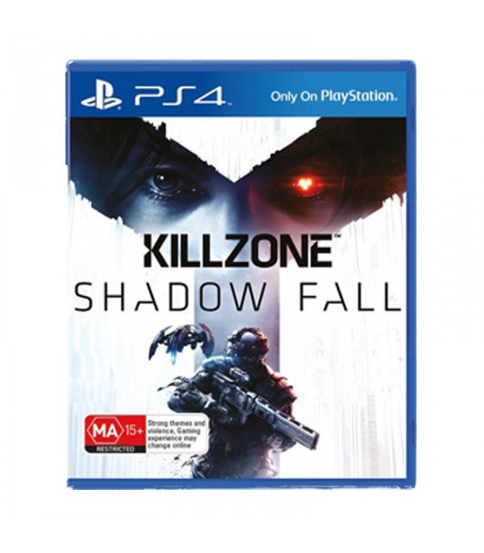 بازی Killzone Shadow Fall کارکرده