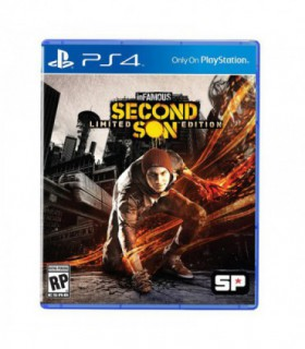 بازی Infamous Second Son کارکرده