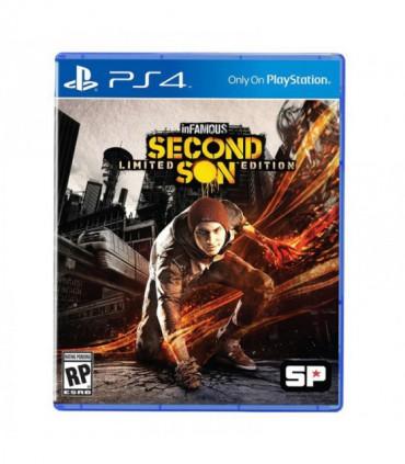 بازی Infamous Second Son کارکرده - پلی استیشن 4