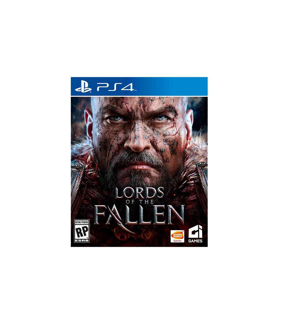 Lords Of Fallen