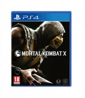 بازی Mortal Kombat X کارکرده- پلی استیشن 4