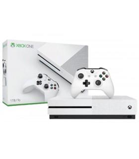 کنسول بازی Xbox One S ظرفیت 1 ترابایت نسخه کپی خور شده به همراه بازی