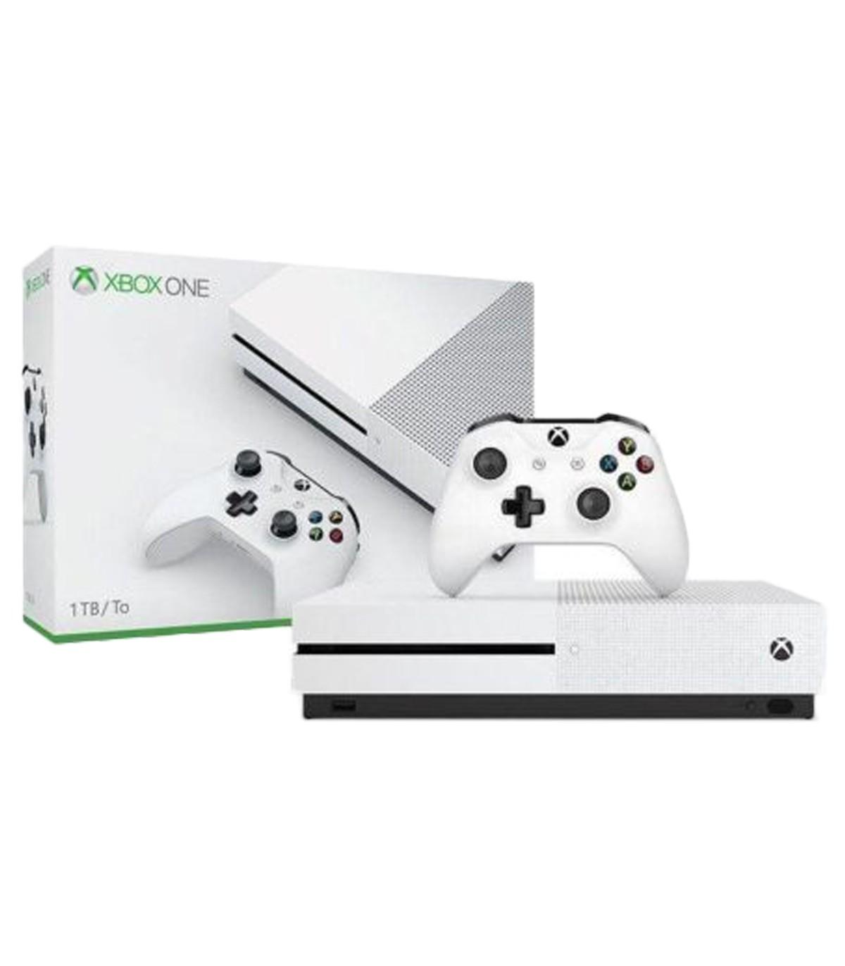 کنسول بازی Xbox One S ظرفیت 1 ترابایت نسخه کپی خور