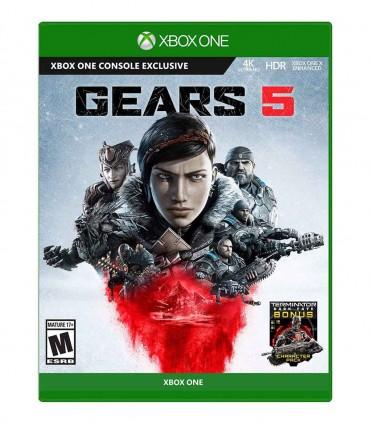 بازی Gears 5 کارکرده - ایکس باکس وان