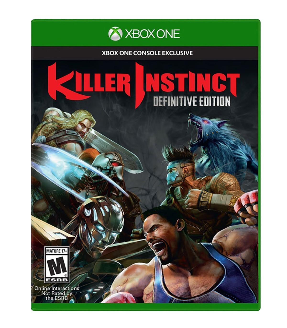 بازی Killer Instinct Definitive Edition کارکرده - ایکس باکس وان