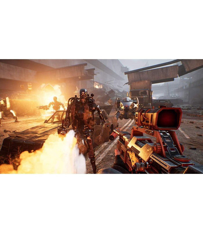 بازی Terminator: Resistance کارکرده - پلی استیشن 4