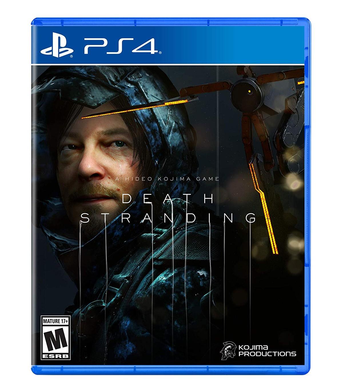 بازی Death Stranding کارکرده - پلی استیشن 4