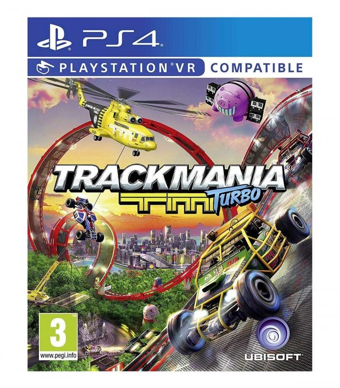 بازی TrackMania Turbo - پلی استیشن VR