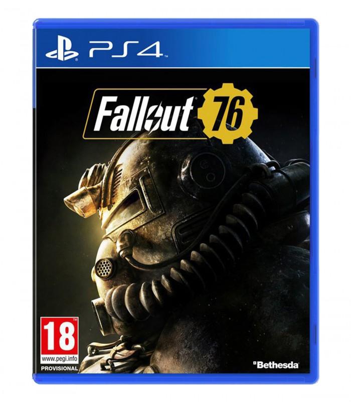 بازی Fallout 76 کارکرده - پلی استیشن 4