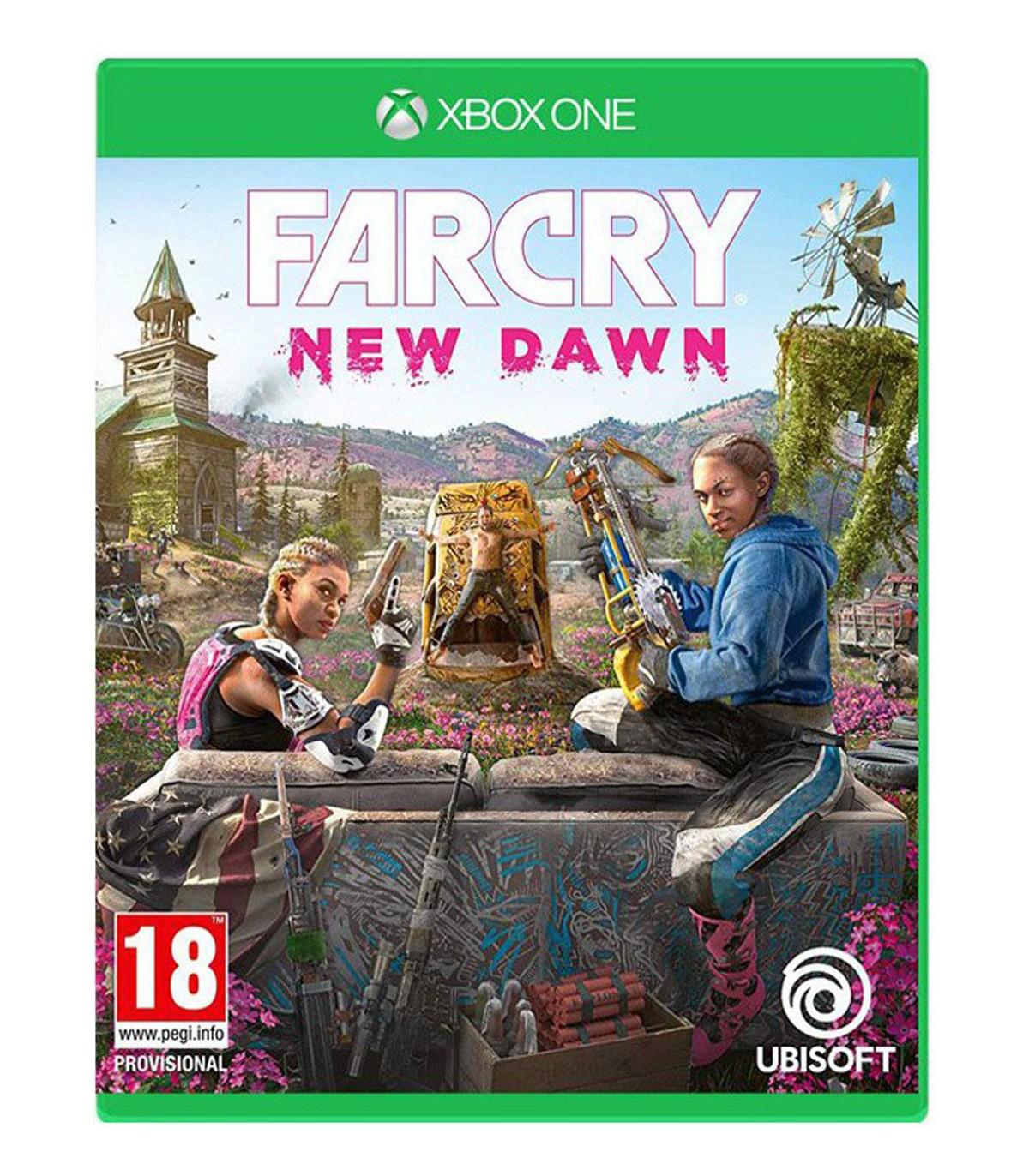 بازی Far Cry New Dawn کارکرده - ایکس باکس وان