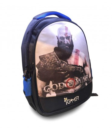 کیف کنسول PS4 آی گیمر مدل کوله پشتی طرح Kratos