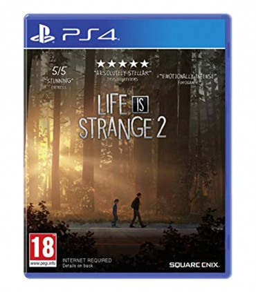 بازی Life Is Strange 2 - پلی استیشن 4