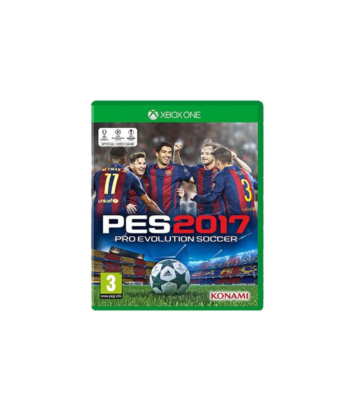 بازی PES 2017