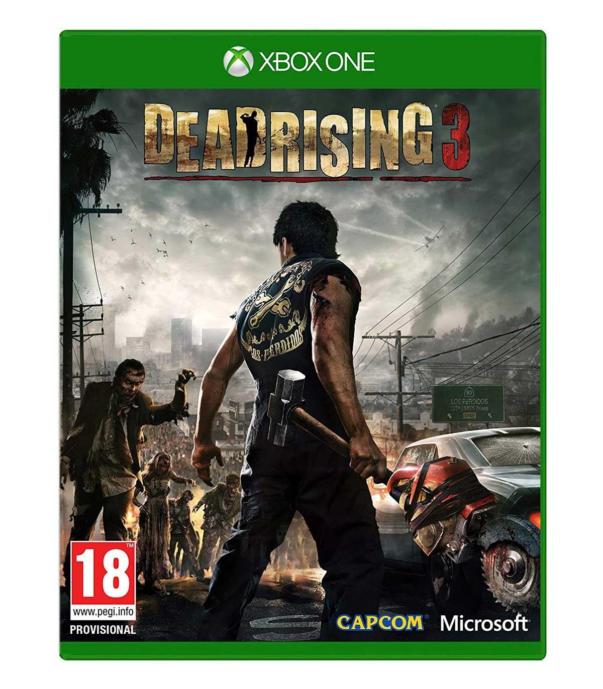 بازی Dead Rising 3 کارکرده - ایکس باکس وان