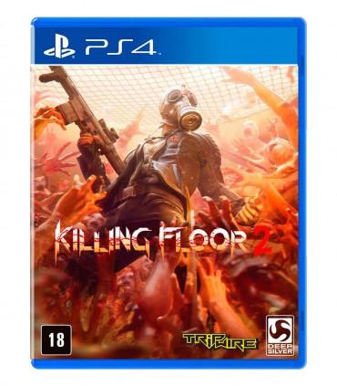 بازی Killing Floor 2 کارکرده - پلی استیشن 4