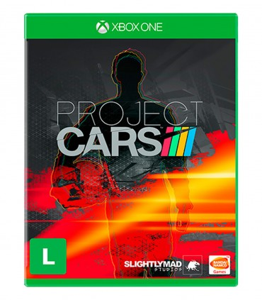 بازی Project CARS کارکرده - ایکس باکس وان