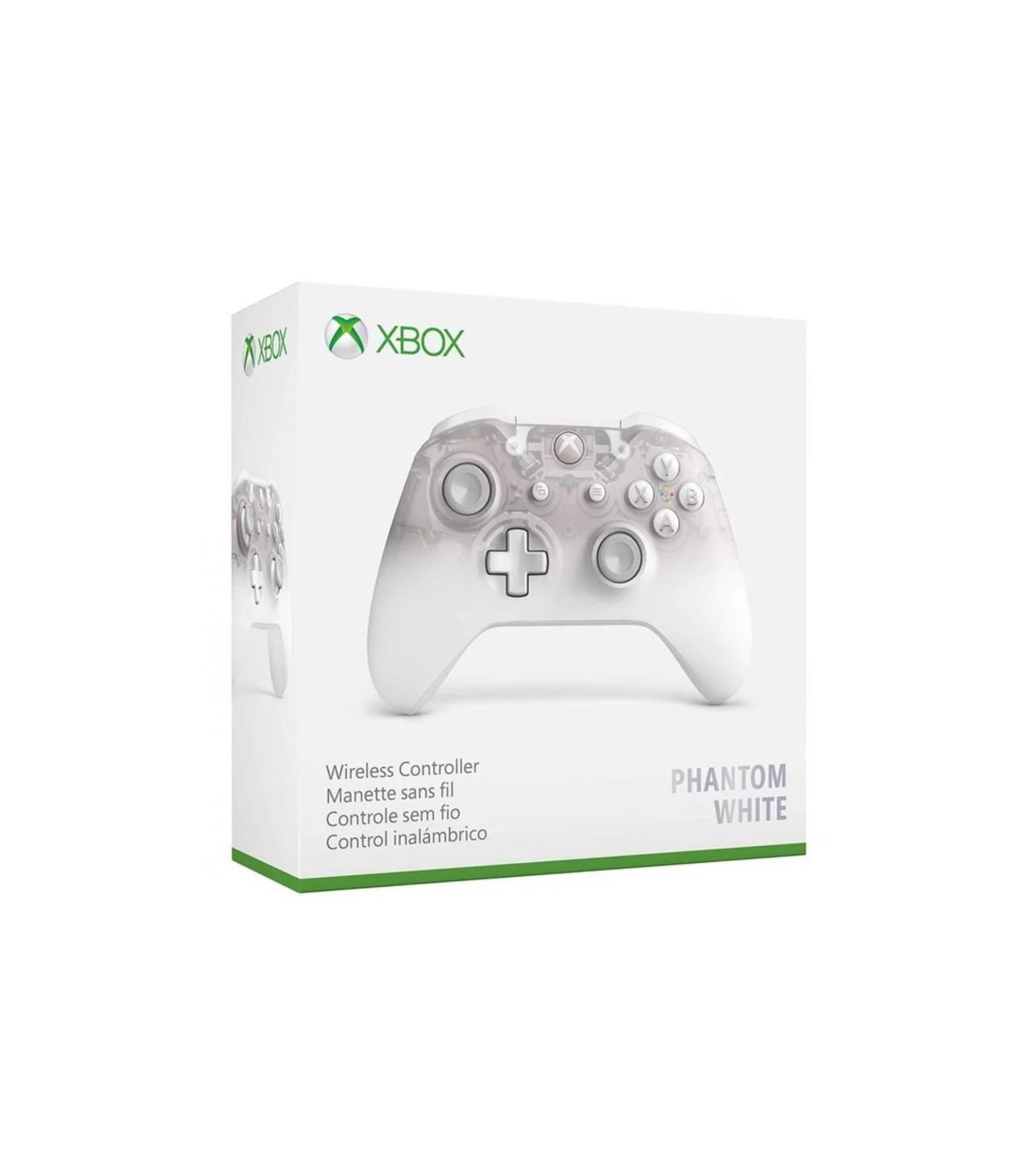 دسته بازی Xbox Wireless Controller – Phantom White Special