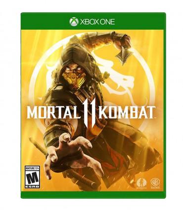 بازی Mortal Kombat 11 کارکرده - ایکس باکس وان