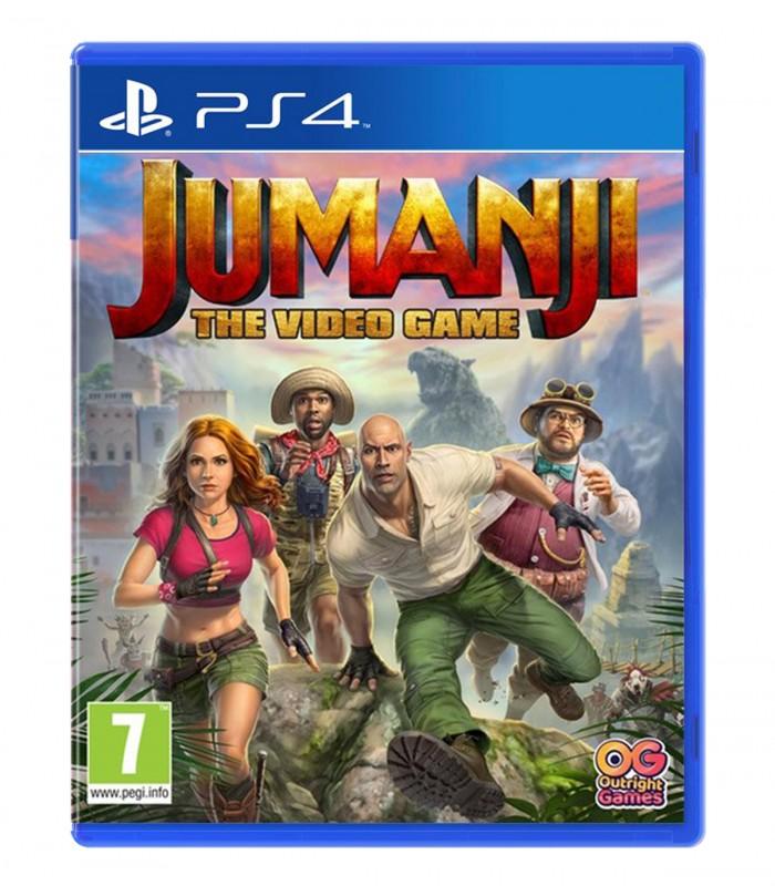 بازی Jumanji: The Video Game - پلی استیشن 4