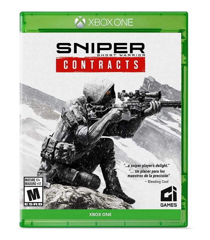 بازی Sniper: Ghost Warrior Contracts - ایکس باکس وان