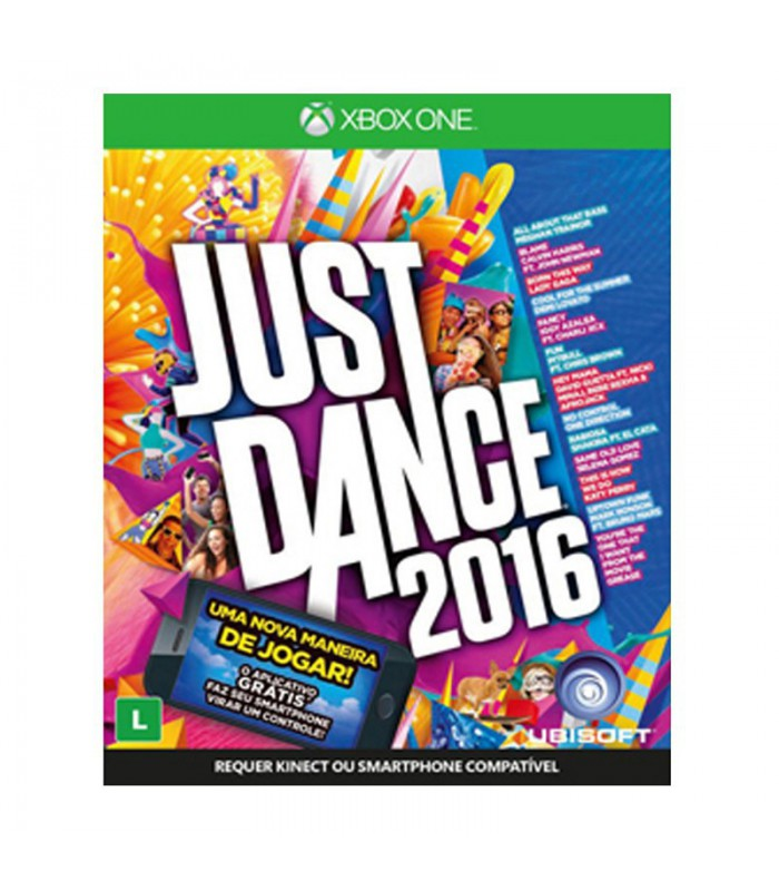 Just Dance 2016 کارکرده - ایکس باکس وان