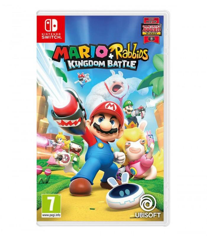 بازی  Mario + Rabbids Kingdom Battle  کارکرده - نینتندو سوئیچ