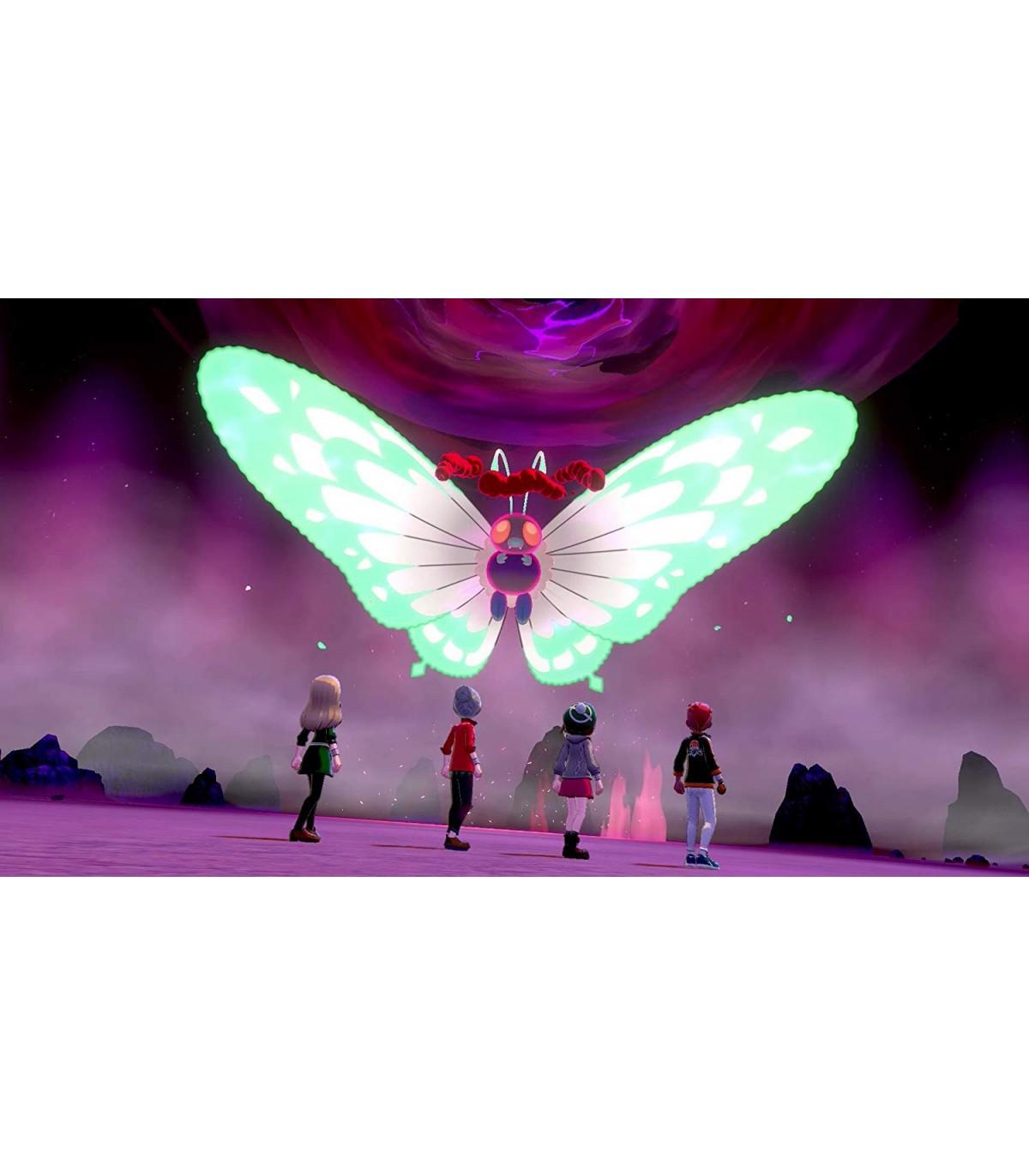 بازی Pokémon Sword - نینتندو سوئیچ