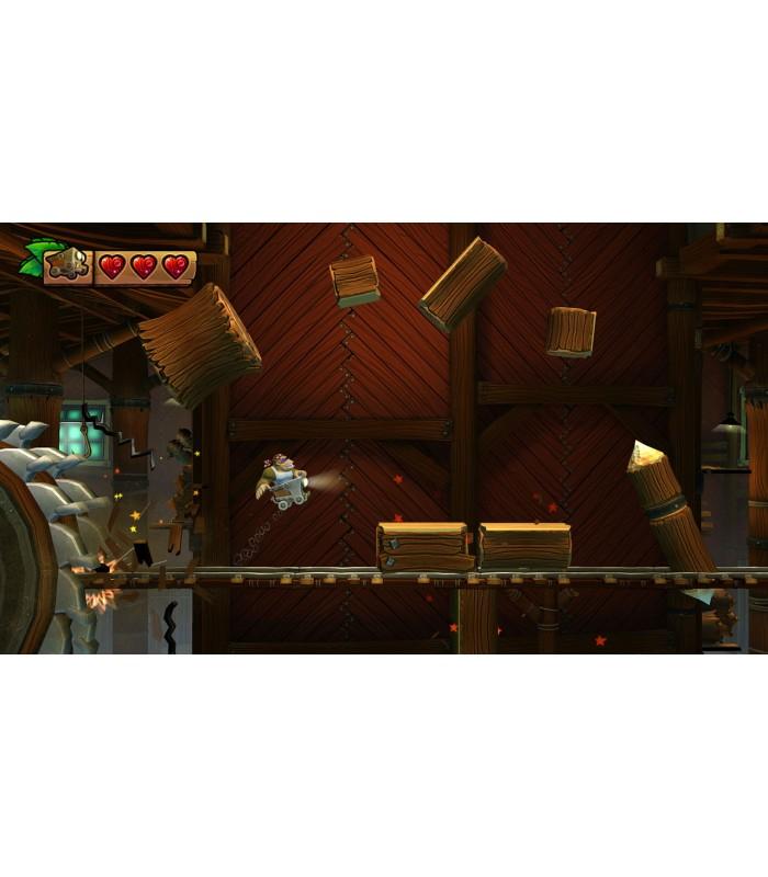 بازی Donkey Kong Country Tropical Freeze - نینتندو سوئیچ