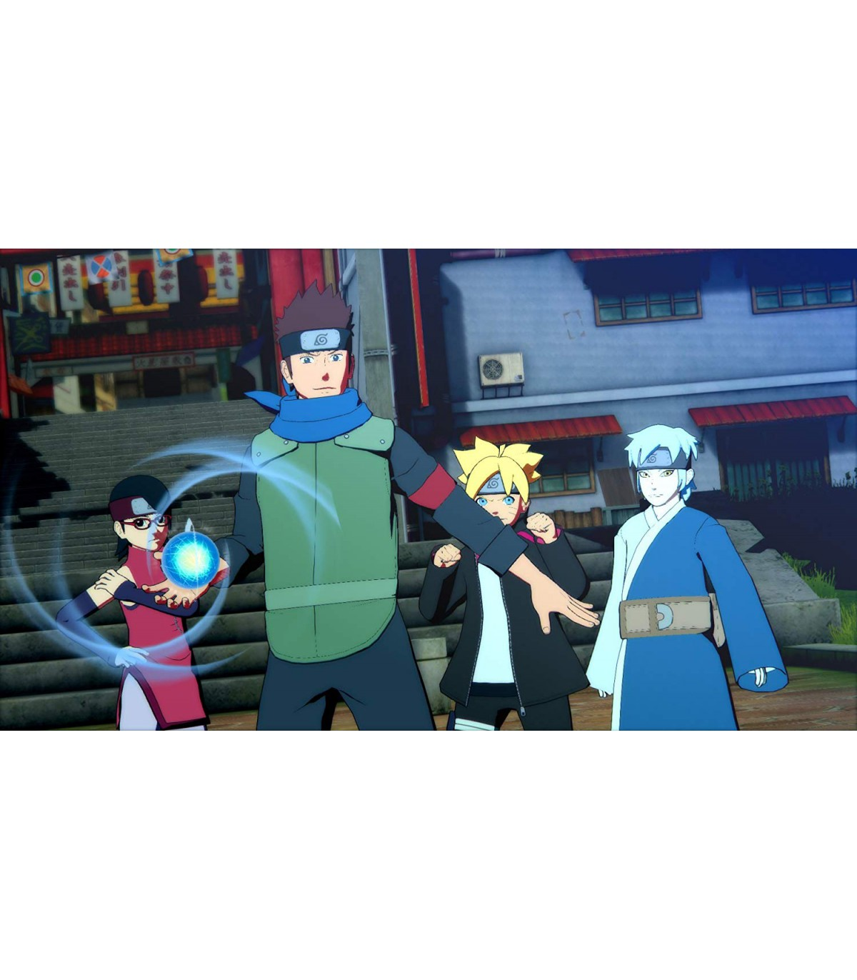 بازی Naruto Shippuden: Ultimate Ninja Storm 4 Road to Boruto کارکرده - پلی استیشن 4