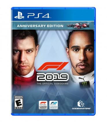 بازی F1 2019 Anniversary Edition کارکرده - پلی استیشن 4