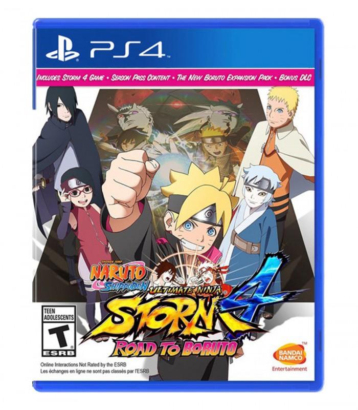 بازی Naruto Shippuden: Ultimate Ninja Storm 4 Road to Boruto - پلی استیشن 4