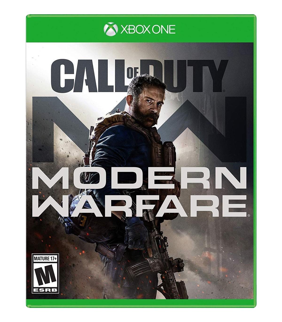 بازی Call of Duty Modern Warfare کارکرده - ایکس باکس وان