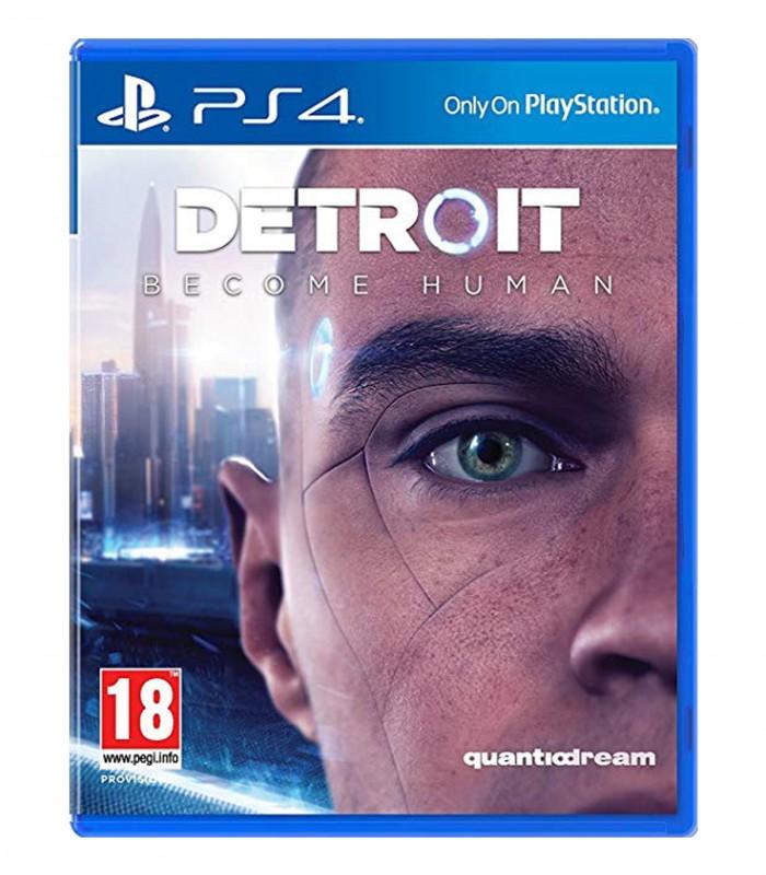 بازی Detroit Become Human ریجن 2 و ریجن ALL - پلی استیشن 4