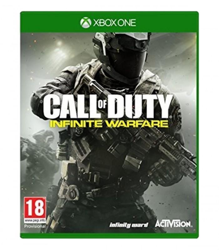 بازی Call of Duty: Infinite Warfare کارکرده - ایکس باکس وان