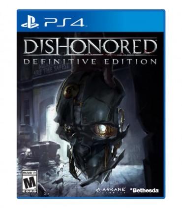 بازی Dishonored Definitive Edition کارکرده - پلی استیشن 4