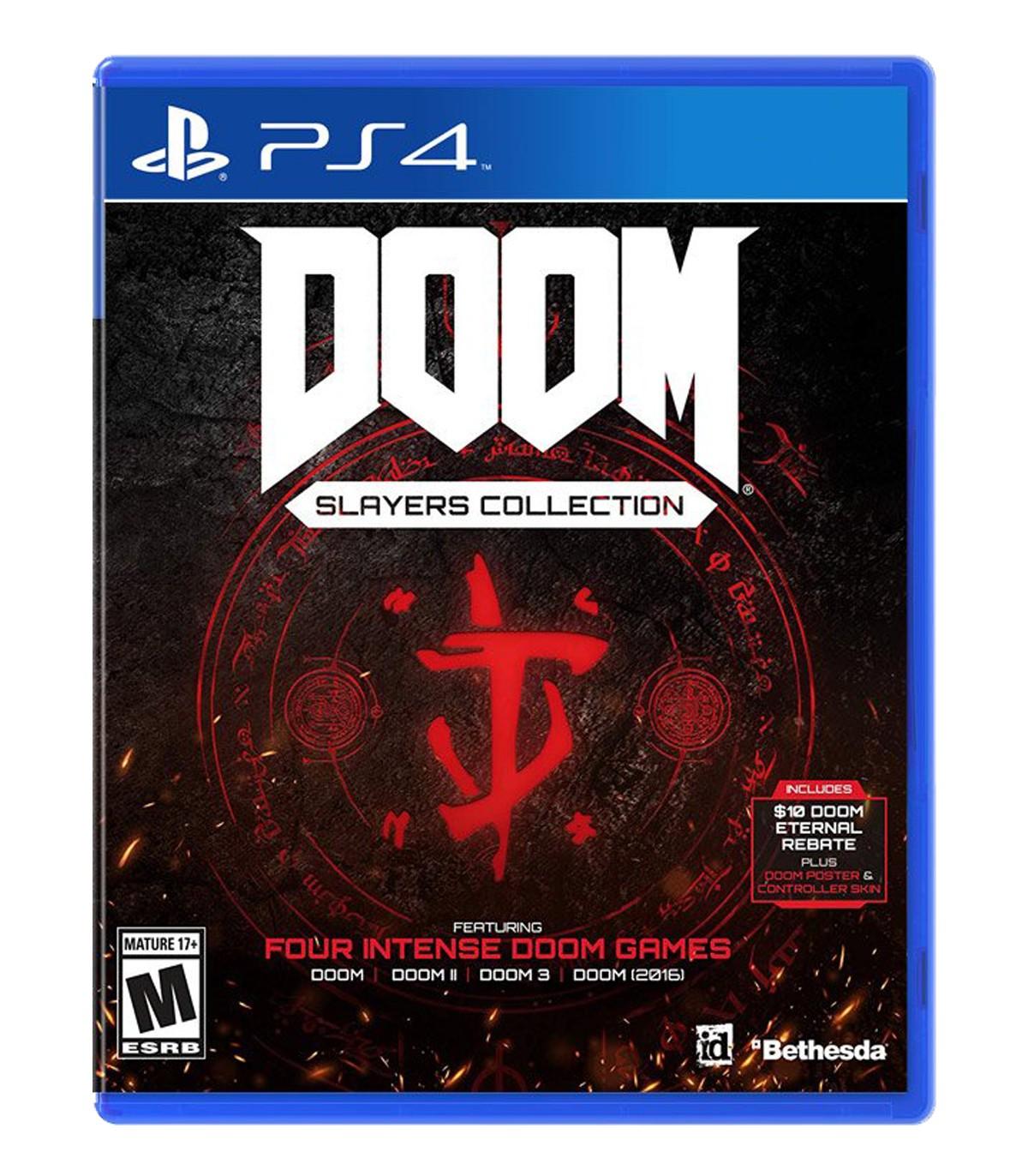 بازی Doom Slayers Collection - پلی استیشن 4