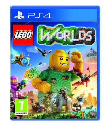 بازی Lego Worlds - پلی استیشن 4