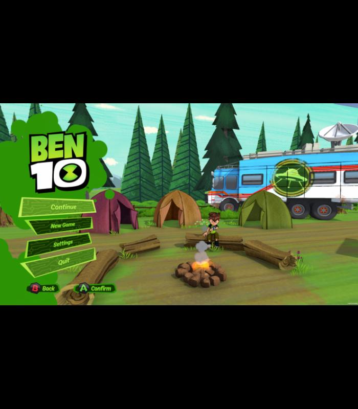 بازی Ben 10 کارکرده - پلی استیشن 4