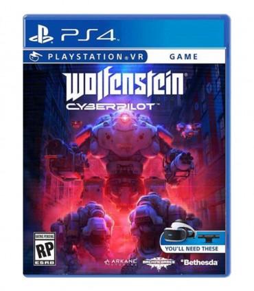 بازی Wolfenstein: Cyberpilot - پلی استیشن وی آر