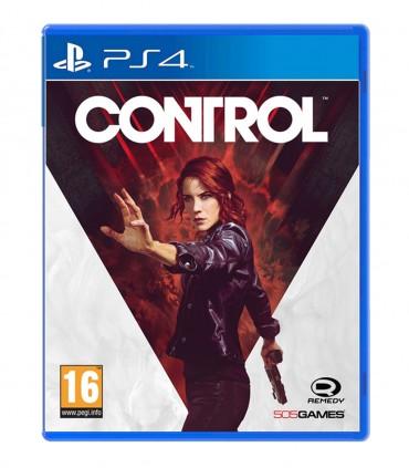 بازی Control کارکرده - پلی استیشن 4
