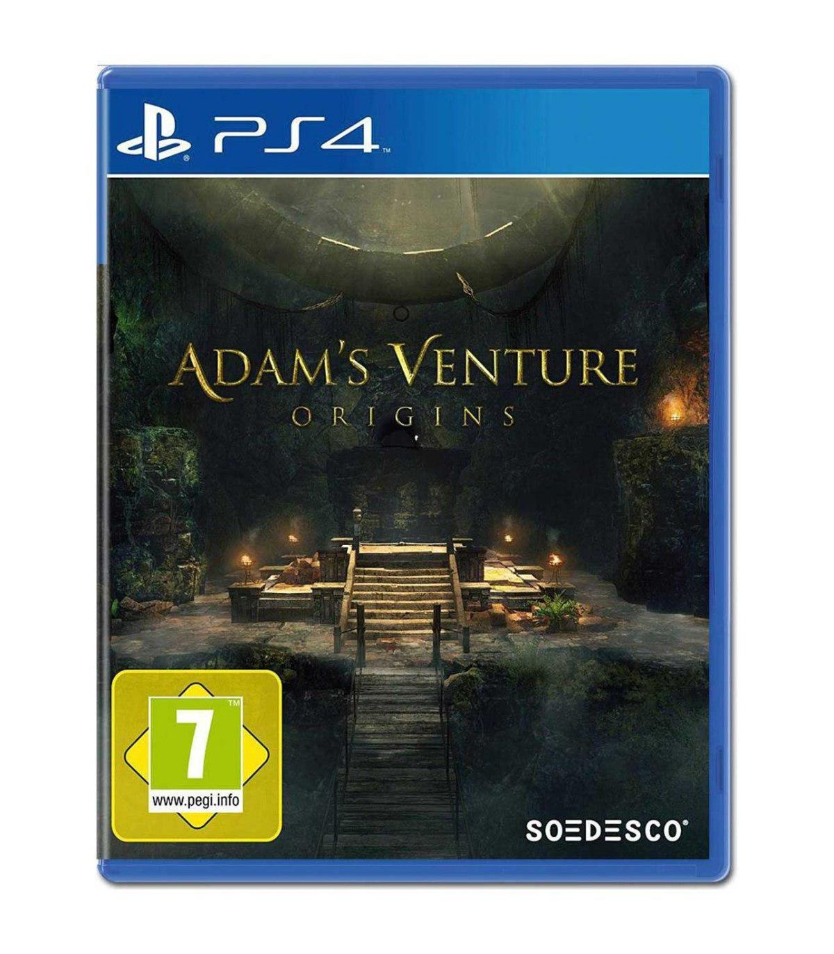 بازی Adam's Venture Origin's - پلی استیشن 4