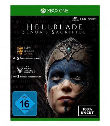 بازی Hellblade: Senua's Sacrifice - ایکس باکس وان