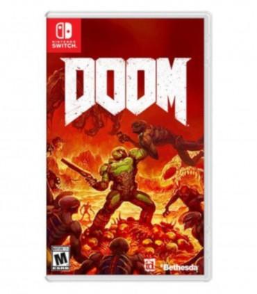 بازی Doom کارکرده - نینتندو سوئیچ