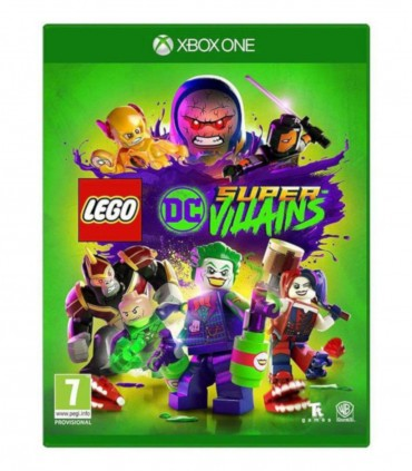 بازی Lego DC Super-Villains - ایکس باکس وان
