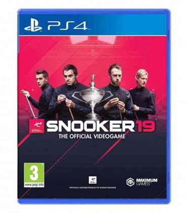 بازی Snooker 19 The Official Video Game - پلی استیشن 4