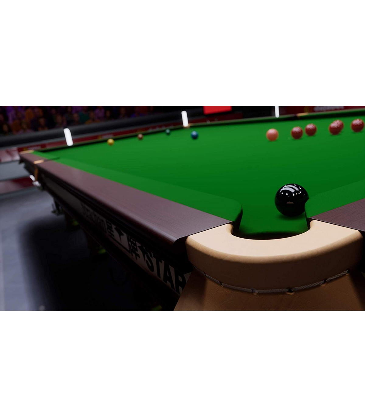 بازی Snooker 19 The Official Video Game - پلی استیشن 4