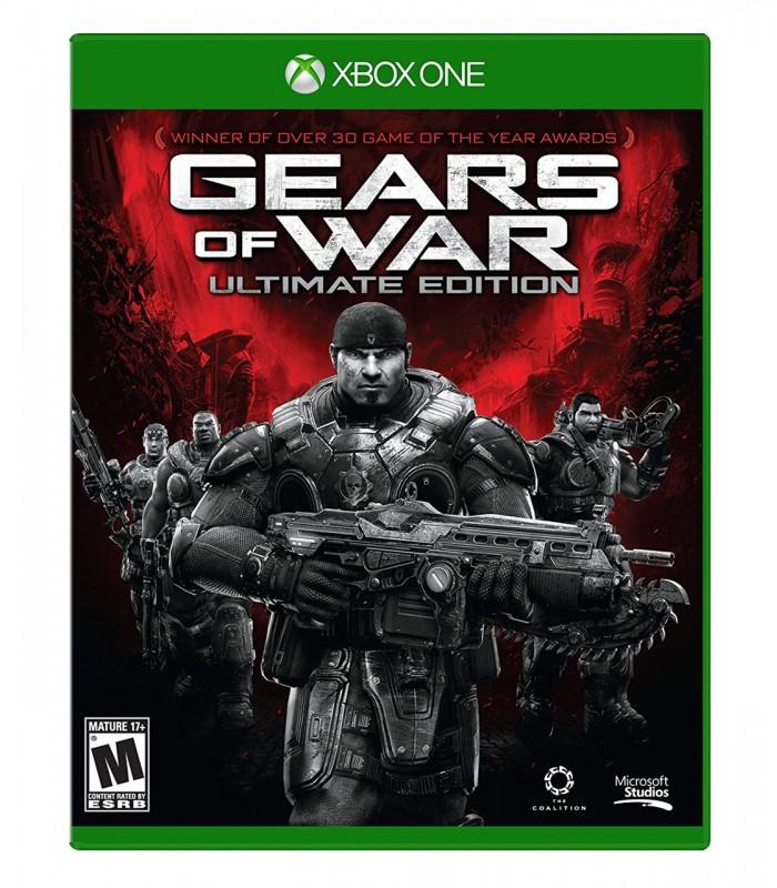 بازی Gears of War - Ultimate Edition کارکرده - ایکس باکس وان