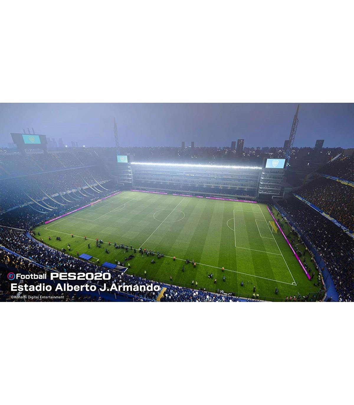 بازی eFootball PES 2020 MUFC Edition - پلی استیشن 4