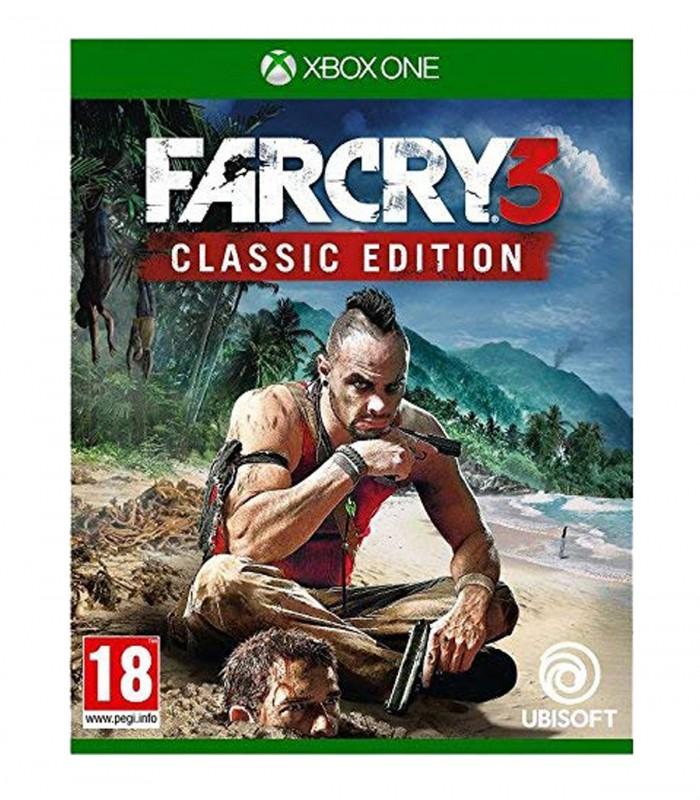 بازی Far Cry 3 Classic Edition - ایکس باکس وان