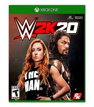 بازی WWE 2K20 کارکرده - ایکس باکس وان